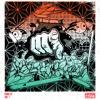 RATKING x Eric Copeland Of Black Dice - GAUCHOS
