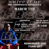 Whipp It Up #FreeDJKaam [March 7th] @DJCompl3x