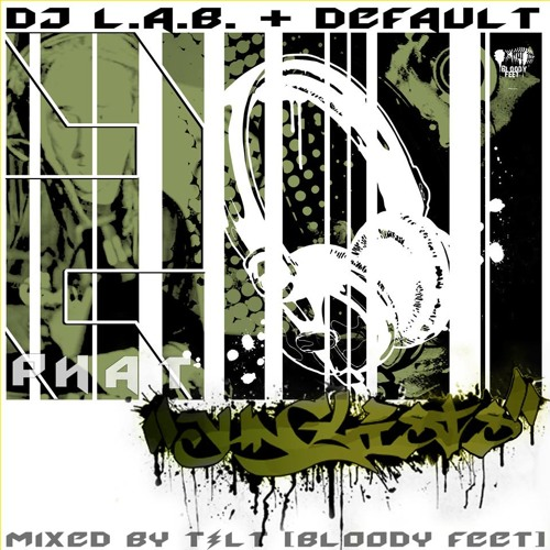 2 Phat Junglists Part 2 (DJ L.A.B. & DEFAULT) mixed by T!LT