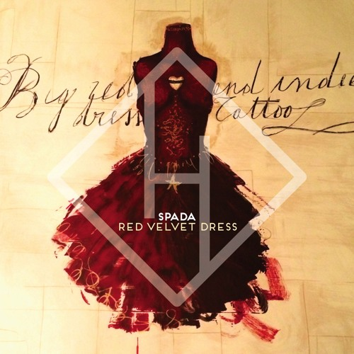 Spada - RED VELVET DRESS (Original Mix)