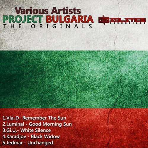 Karadjov - Black Widow (Original Mix)