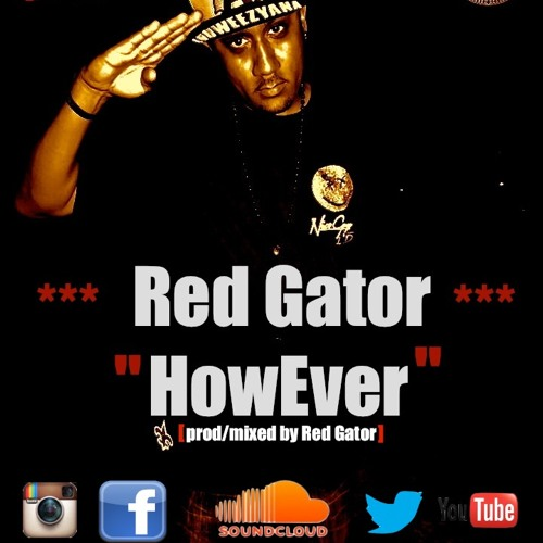 Red Gator - HowEver (prod/mixed By RedGator)