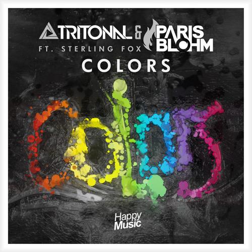 Tritonal & Paris Blohm feat. Sterling fox - Colors (Radio Mix)