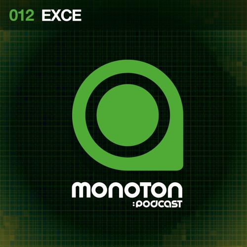 MNTNPC012 - MONOTON:audio pres. Exce