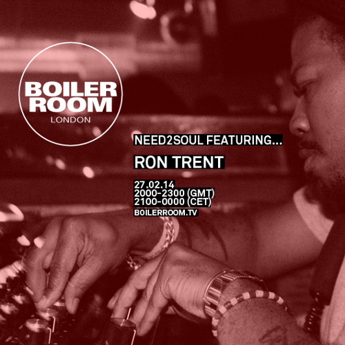 Ron Trent 2h Boiler Room mix