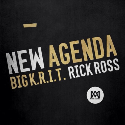 Big K.R.I.T. feat. Rick Ross - New Agenda (Prod. By Big K.R.I.T.) - Rolling Stone Premiere