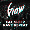 Fatboy Slim VS Dimitri Vegas, Like Mike & Ummet Ozcan - Eat Sleep Rave Repeat (Gioni Trap Remix)