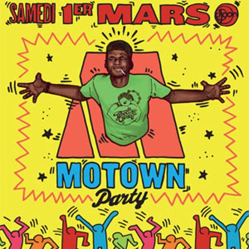 Dj Reverend P Tribute to Larry Levan & The Paradise Garage @ Motown Party, Djoon Sat. March 1st 2014