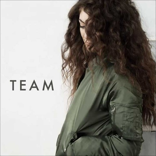 Lorde - Team (DHNY Quick Mix)