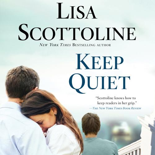 Lisa Scottoline's Keep Quiet audiobook excerpt, read by Ron Livingston