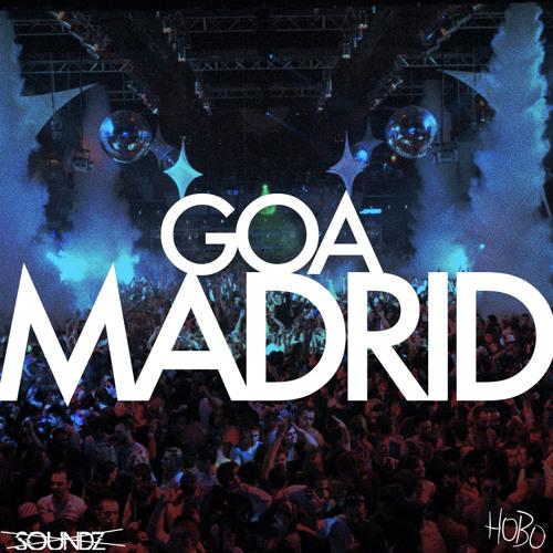 Off.Soundz.5 - Hobo @ Goa, Madrid (03/02/14)