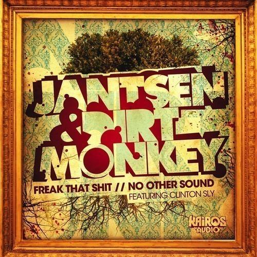 Jantsen & Dirt Monkey - No Other Sound (feat. Clinton Sly)