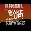 Wake Me Up When Its all over -Avicii ft Robert Shell Dubstep