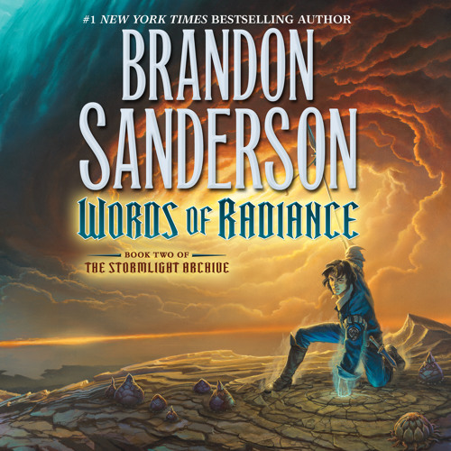 Brandon Sanderson's Words of Radiance audiobook excerpt from chapter 7