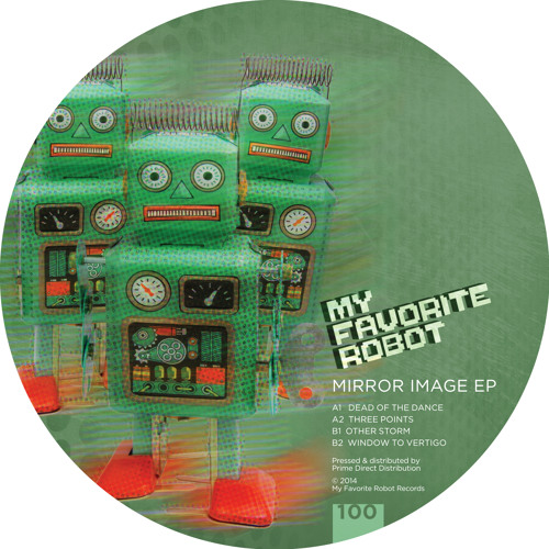 My Favorite Robot - Other Storm (clip) - MFR100