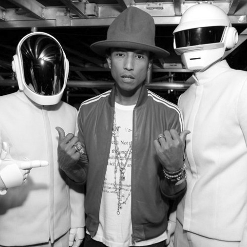 Pharrell ft Daft Punk - Gust Of Wind - [Jask Re-Edit]