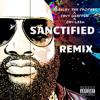 Bea$ley Tha Prophet Ft. Davy Guappin & Jay Leek - Sanctified Remix (Reprod. By MASTERCLASSBEATZ)