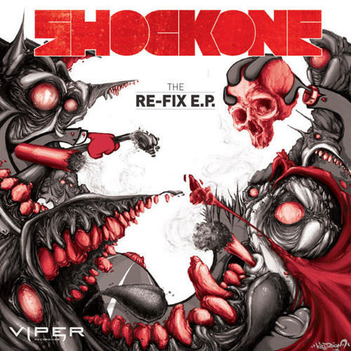 Shockone - Polygon feat. Reija Lee (ShockOne VIP)