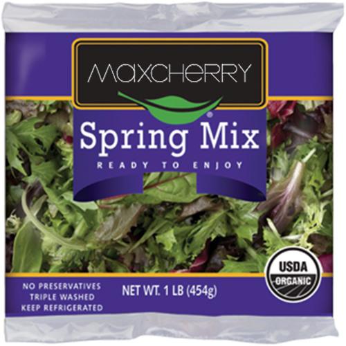Maxcherry - Spring Mix