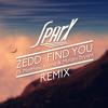 Zedd Ft. Matthew Koma & Miriam Bryant  - Find you (Sparx Remix)