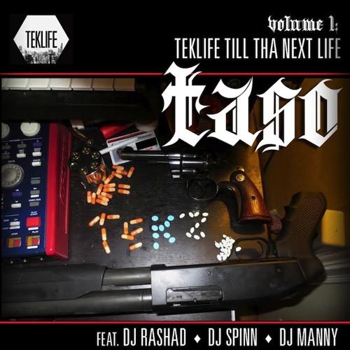 DJ Rashad x DJ Spinn x Taso - Luchini VIP