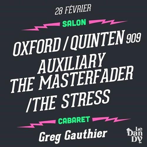 Quinten 909 @ Le Dandy, Paris - February 28th