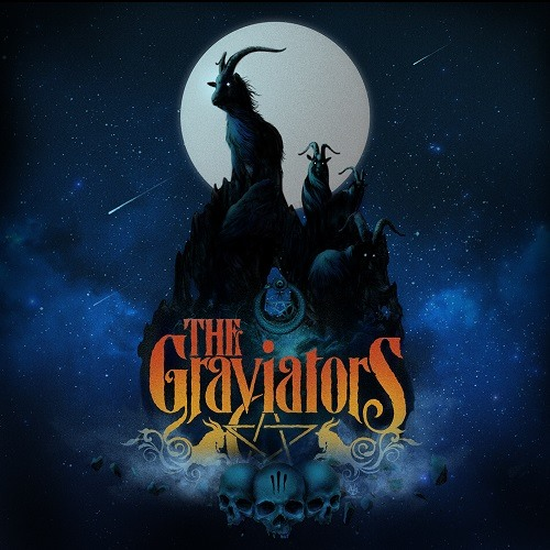 THE GRAVIATORS - Narrow Minded Bastards