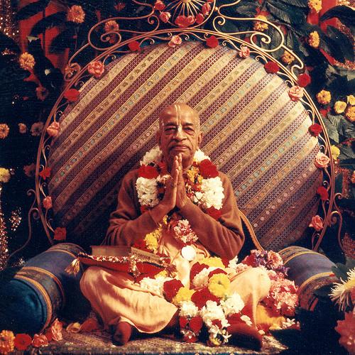 Srila Prabhupada Padma (Agnidev das)