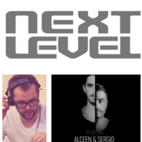 Dj Optick - Nextlevel - Vibe Fm Romania - 27.02.2014 Optick & Alceen & Sergio
