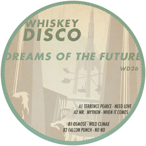 "No No (Whiskey Disco) (Out now on 12"")"