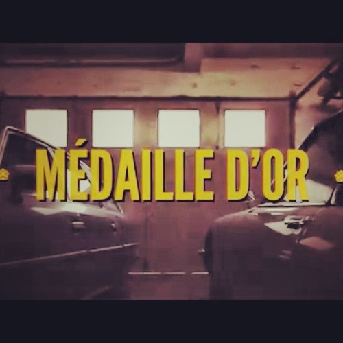Caballero - Medaille D'or feat. Lomepal et Doums [Instrumental] (Prod. by Tofaus)