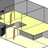 Altiverb Demo - 8 - Homeland Security PA, Next Door 12, Bedroom Above, Doors Open