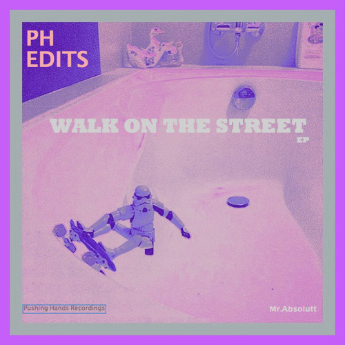 Hold On For Love  [WALK ON THE STREET EP] Pushing Hands Recordings