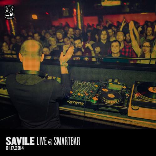 Savile Live @ Smart Bar 01.17.2014
