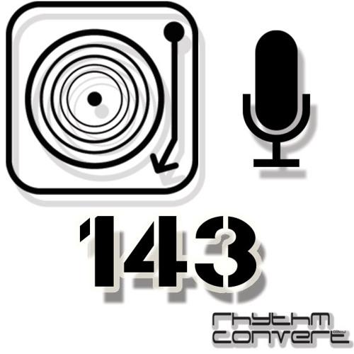 Rhythm Convert(ed) Podcast 143 with Enrico Sangiuliano