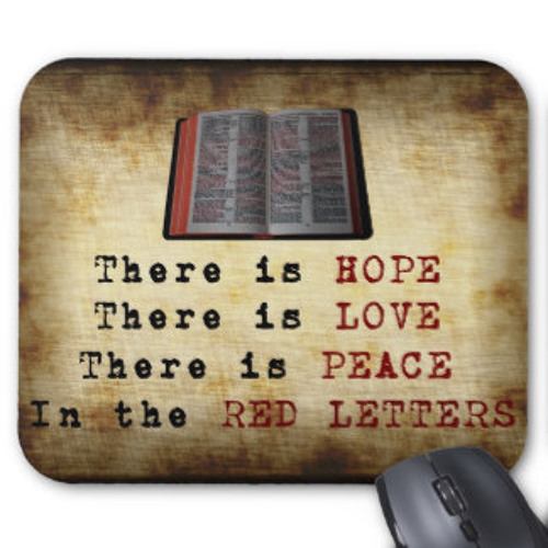 Instituto Bíblico Descubre la Biblia Nivel Avanzado: Las letras rojas