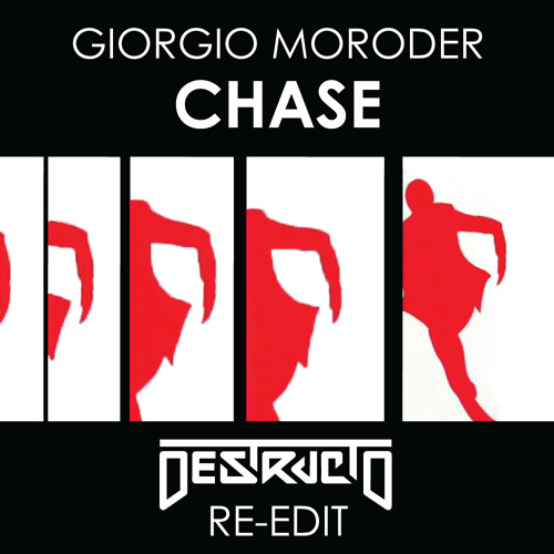 "Giorgio Moroder  ""Chase""  Destructo re-edit"