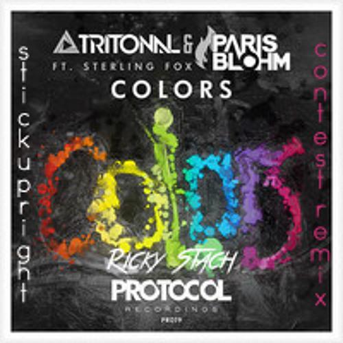 Tritonal & Paris Blohm ft. Sterling Fox - Colors (nico+podge Remix) [Free Download]