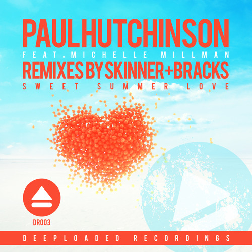DR003-PAUL HUTCHINSON feat. MICHELLE MILLMAN [PREVIEW]- Deeploaded Recordings 2014