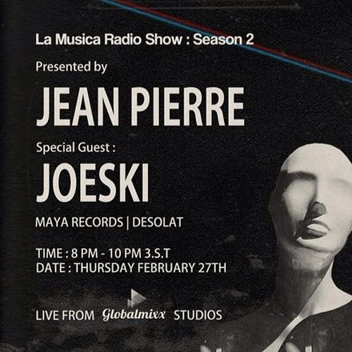 February 2014 La Musica Radio Show w/ Jean Pierre & Joeski