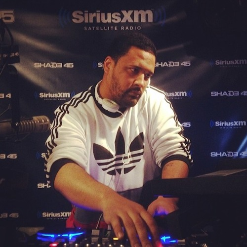 Disc Jockey Nappy - Live on Shade45 For Sway In The Morning