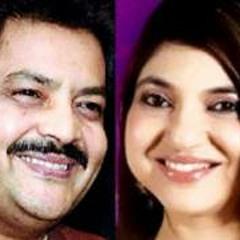 Chand Chupa Badal Mein - Udit Narayan/Alka Yagnik - Romantic Song