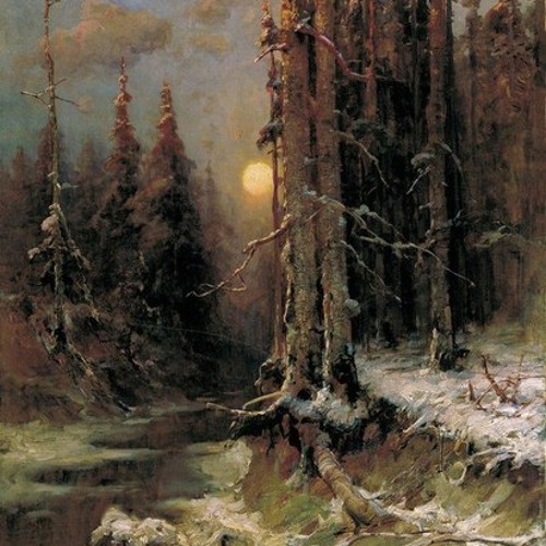 INNA PIVARS - IN THE FOREST