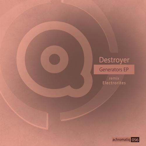 Destroyer - Black Lava [Achromatiq]
