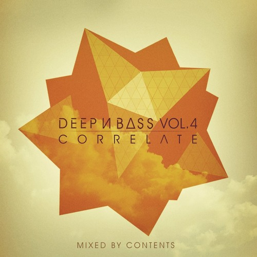 DEEP N' BASS Mix Series Vol. 4: CORRELATE - Mixed By Contents