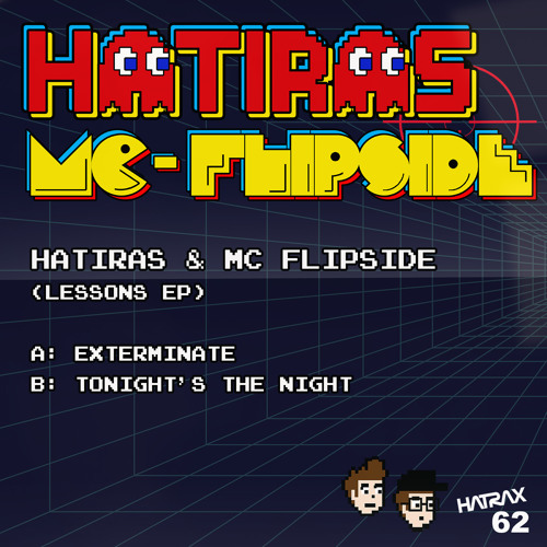 Exterminate (sample clip) - Hatiras, MC Flipside
