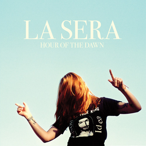 "La Sera - ""Losing to the Dark"""