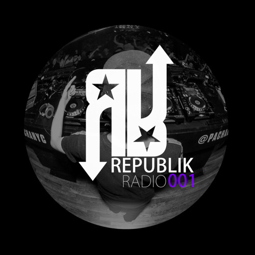 Republik Radio 001 (feat. RONIN)  PART 1 *LIVE*