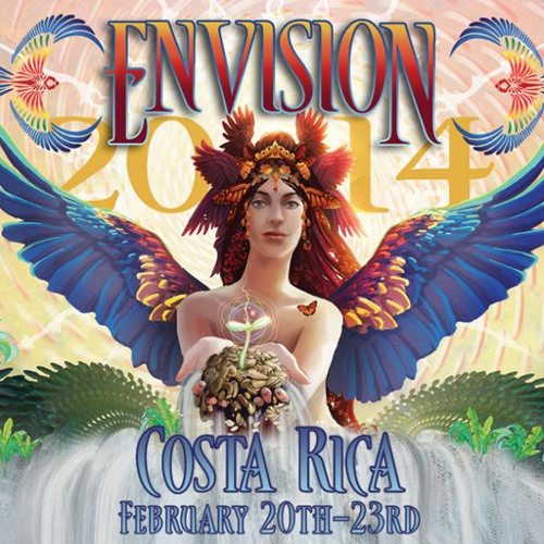 Psy Fi - Live at Envision 2014 - Costa rica
