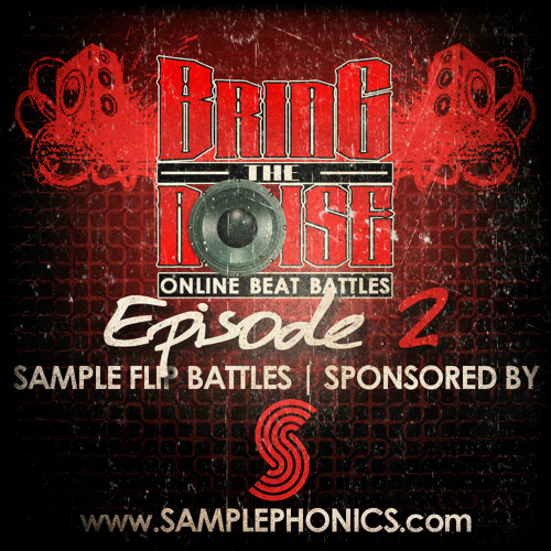 Twin Beats VS Ex Contender Rd 1 - Sponsored by www.SamplePhonics.com